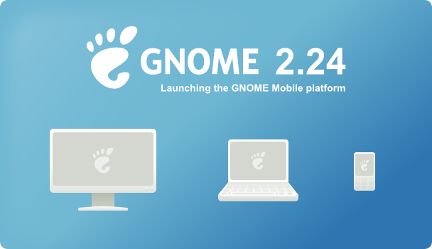 GNOME 2.24.0 is out!