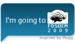 Going to FOSDEM