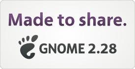 GNOME 2.28: Made to share