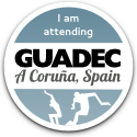 I am attending GUADEC