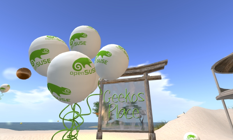 openSUSE is seven years old!