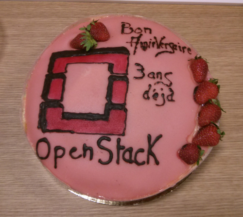Happy birthday OpenStack!