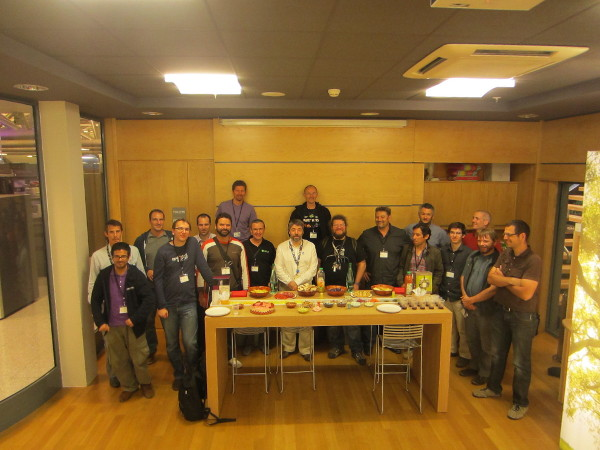 First OpenStack Meet-up in Rhône-Alpes!