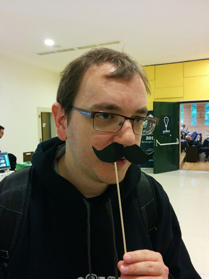 openSUSE Board Chairman at oSC14